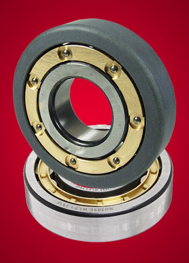 Insulated bearings